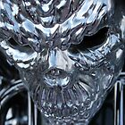 silver skull by Perggals© - Stacey Turner