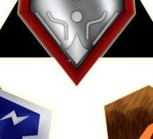 Zelda Shields Sticker