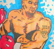 Iron Mike by BeezusFreak