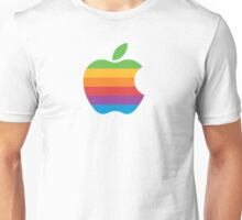 Apple Logo Merch Unisex T-Shirt