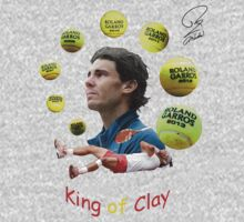 King of Clay by Dulcina