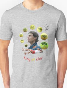 King of Clay T-Shirt