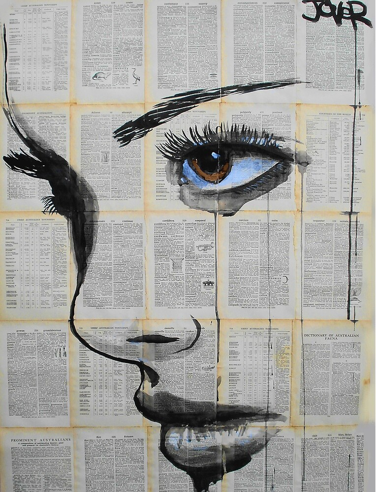 athene by Loui  Jover