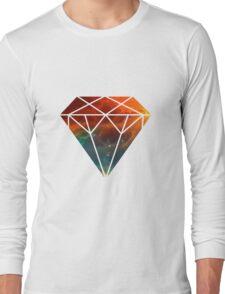 Galaxy Diamond Long Sleeve T-Shirt