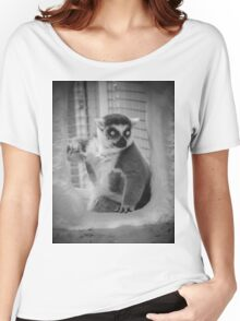 Lemur Shirt/Hoodie Women's Relaxed Fit T-Shirt