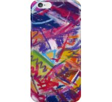 Abstract #7 iPhone Case/Skin