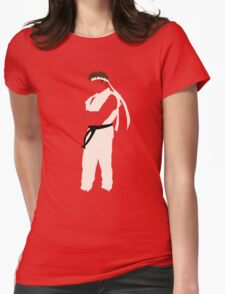 Ryu Womens Fitted T-Shirt