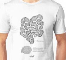 *G E O M E T R I A* Brain Coral Unisex T-Shirt