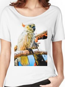 Bird Shirt/Hoodie/Sticker Women's Relaxed Fit T-Shirt