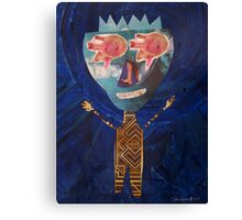 Monsieur Grandorex Canvas Print