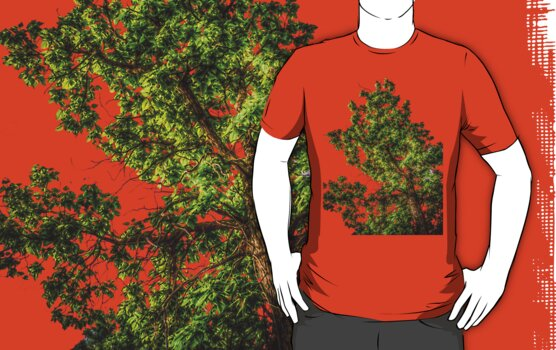 Tree Tee/Hoodie by StudlyMuffin
