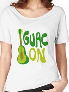 Guac on! Women's Relaxed Fit T-Shirt