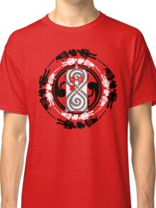 Circle of timey wimey Classic T-Shirt