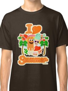 I Heart Summer Classic T-Shirt