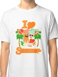 I Heart Summer Classic T-Shirt