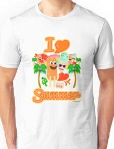I Heart Summer Unisex T-Shirt