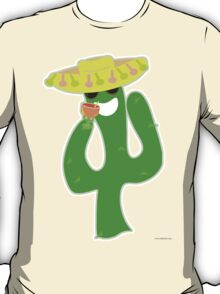 Party On Party Cactus T-Shirt