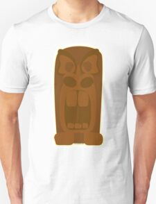Angry Tiki God T-Shirt
