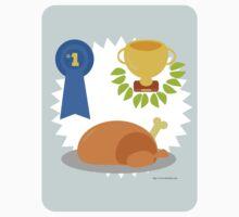 Winner Winner Chicken Dinner by mytshirtfort