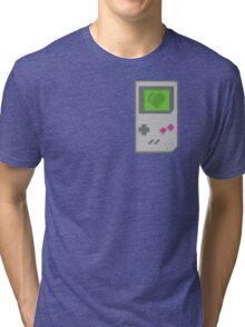 Gamer at heart Tri-blend T-Shirt