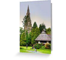 Ambleside Parish Church Greeting Card