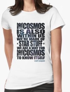STAR STUFF Womens Fitted T-Shirt