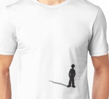 Alone again...... Unisex T-Shirt