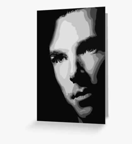 Cumberbatch Greeting Card