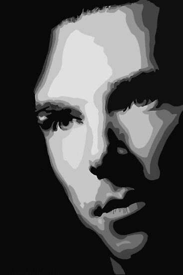 Cumberbatch by CherryGabba