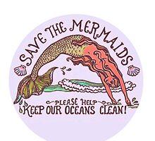 mermaid by bbygreentea