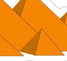 Frank Ocean Pyramids Shirt Sticker