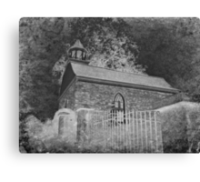 Old Dutch Reformed Church of Sleepy Hollow, New York Canvas Print