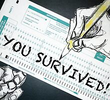 you survived! school by maydaze
