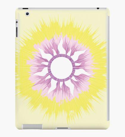 A Tangled Sunburst iPad Case/Skin