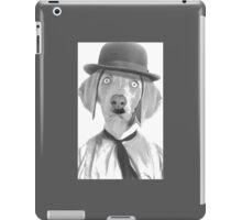 Haha i am Charlie Chaplin iPad Case/Skin