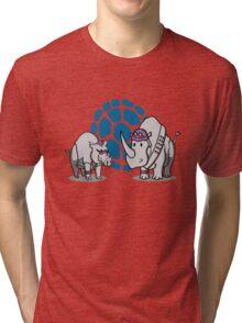 Just Add Mutagen Tri-blend T-Shirt