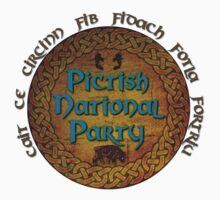 Pictish National Party by Vince Fitter