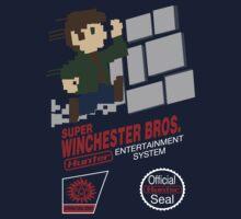 Super Winchester Bros by Konoko479