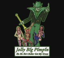 Jolly Big Pimpin by Dr-Twistid