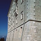 Wall of Monte Cassino 198403190008 by Fred Mitchell
