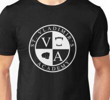St. Vladimir's (Vampire) Academy (dark-based) Unisex T-Shirt