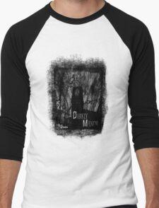 Darkly Manor Men's Baseball ¾ T-Shirt
