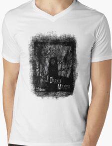 Darkly Manor Mens V-Neck T-Shirt