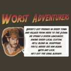 WORST ADVENTURERS - Indy Brody Bluff (english) by haegiFRQ