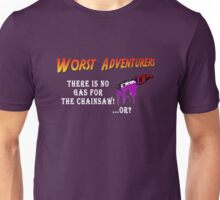 WORST ADVENTURERS - Got gas? Unisex T-Shirt