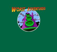 WORST ADVENTURERS - Purple Tentacle WA Unisex T-Shirt