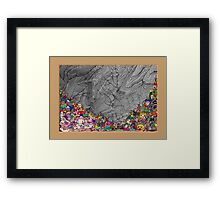 Humanitarian Relief Framed Print