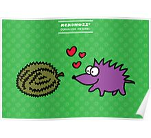 Durian Love Poster