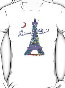 T'aime Paris T-Shirt