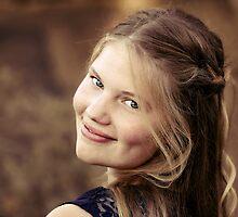 A Portrait of Perrin by micklyn